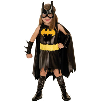 Batgirl Toddler Costume 2T-4T - Batgirl costume DC Comics Costume Halloween