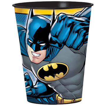 Batman 16 Oz Cup - Batman Costume Birthday Party Decorations Birthday Party