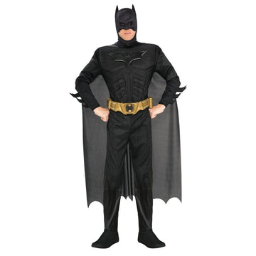 Batman Adult Adult Costume Large - adult halloween costumes Batman Costume