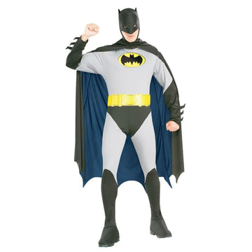 Batman Adult Large - adult halloween costumes Batman Costume Batman Halloween