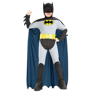 Batman Animated Boys Costume Medium - Batman Costume Boys Costumes boys