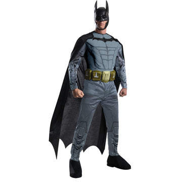 Batman Arkham Adult Costume Large - adult halloween costumes Batman Costume DC