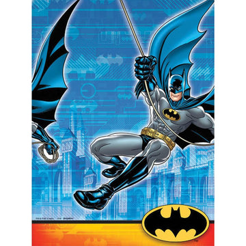 Batman Party Table Cover - Batman Costume Birthday Party Decorations Birthday