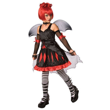 Batty Princess Child Lg - Girls Costumes girls Halloween costume Gothic &