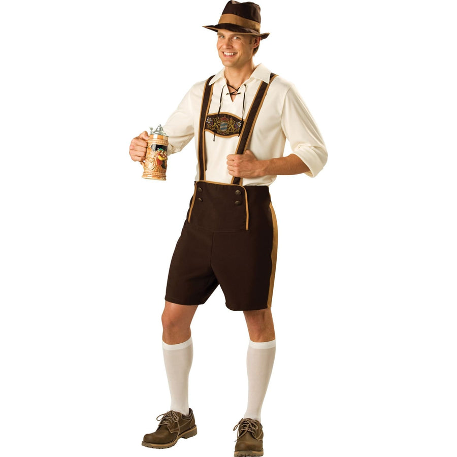 Bavarian Guy Md - adult halloween costumes Food & Drink Costume halloween