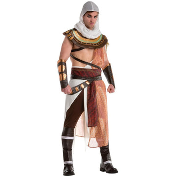 Bayek Assassins Creed Mens Costume - adult halloween costumes Game Costume