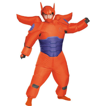 Baymax Red Inflatable Boys Costume - Boys Costumes boys Halloween costume Disney