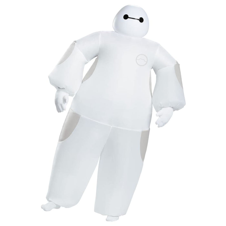Baymax White Inflatable Adult Costume - Disney Costume Halloween costumes Mens