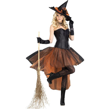 Be Witchin Adult Costume Medium - adult halloween costumes female Halloween