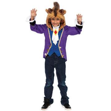 Beast Boys Costume Md - Animal & Insect Costume Boys Costumes Disney Costume