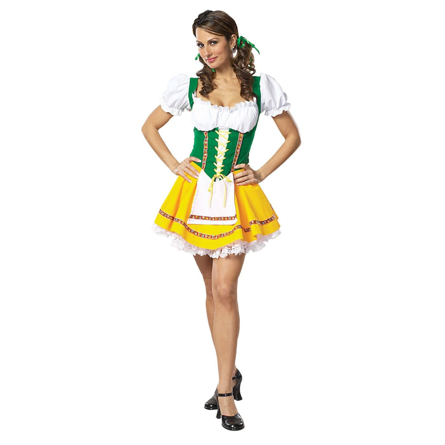 Beer Garden Girl Large - adult halloween costumes female Halloween costumes Food