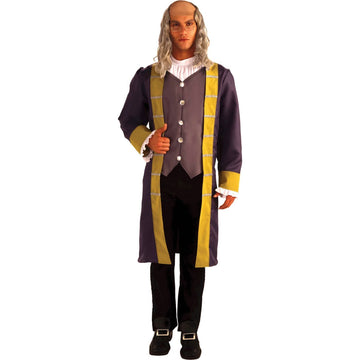 Ben Franklin Adult Costume - adult halloween costumes halloween costumes
