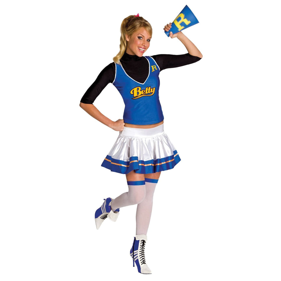 Betty Archie Comics Xs - adult halloween costumes Archie Costume female