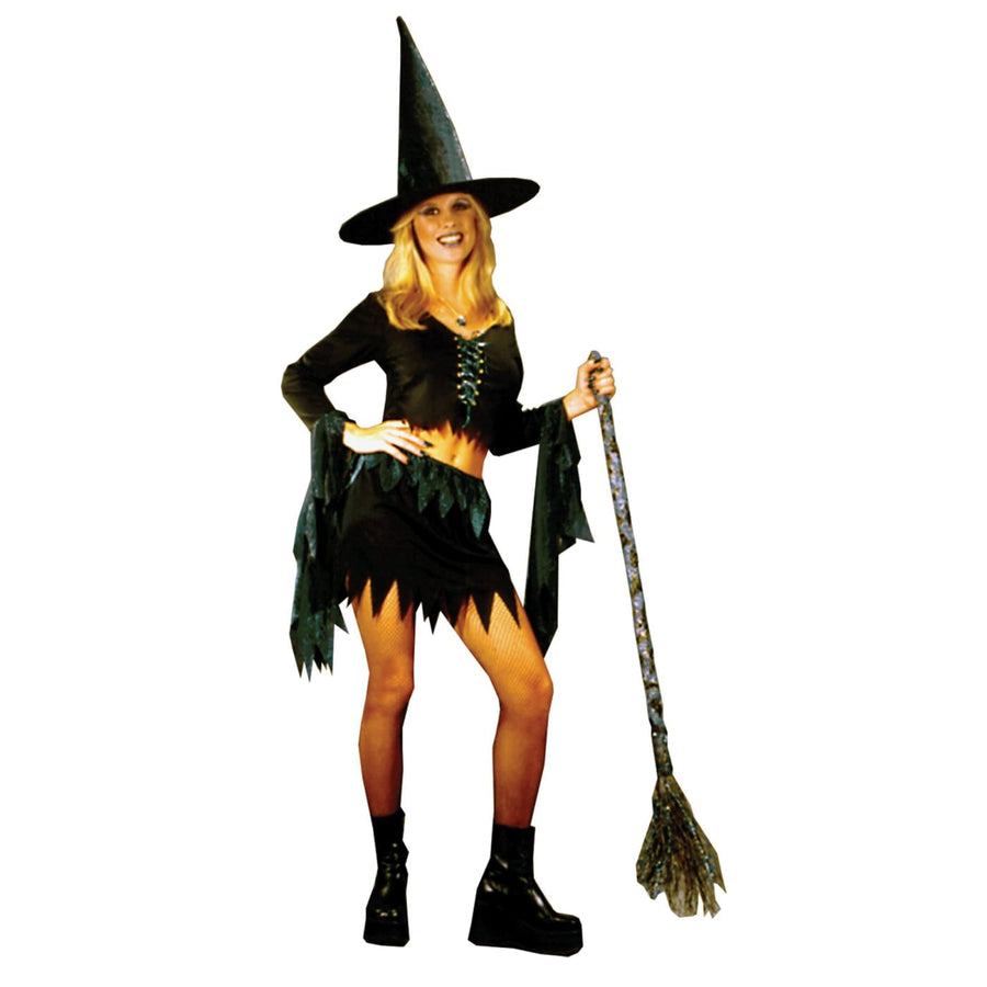 Bewitchin Babe - adult halloween costumes female Halloween costumes Halloween