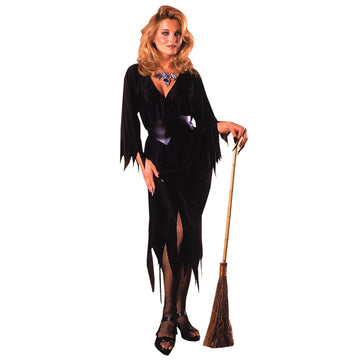 Bewitching Witch - adult halloween costumes female Halloween costumes Halloween