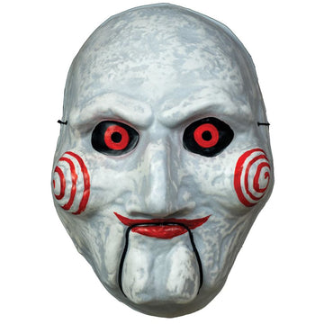 Billy Puppet Vacuform SAW Mask - Costume Masks Halloween costumes Halloween Mask