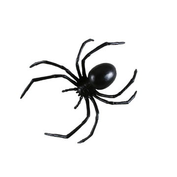 Black Widow Spider 6In - Decorations & Props Halloween costumes haunted house