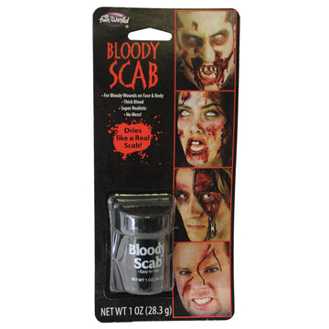Bloody Fresh Scab - Costume Makeup Halloween costumes Halloween makeup Serial