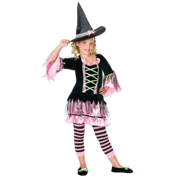 Blossom Witch Lg - Girls Costumes girls Halloween costume Halloween costumes