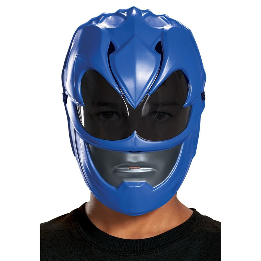 Blue Power Ranger 2017 Vac Mask Child - Costume Masks Halloween costumes