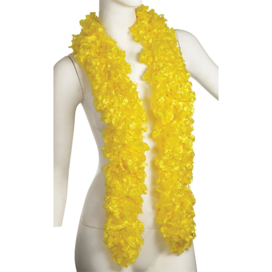 Boa Featherless Yellow - New Costume