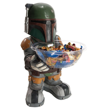 Boba Fett Candy Holder - Decorations & Props Halloween costumes haunted house