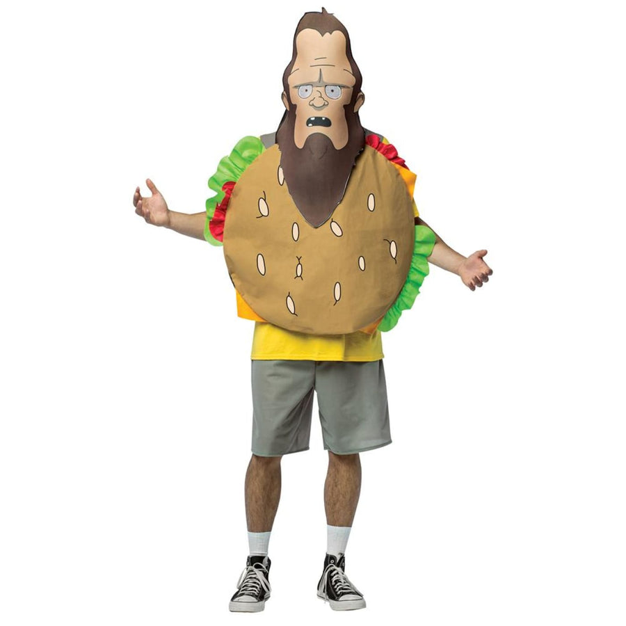 Bobs Burgers-Meatsquatch Mask - Costume Masks Halloween costumes Halloween Mask