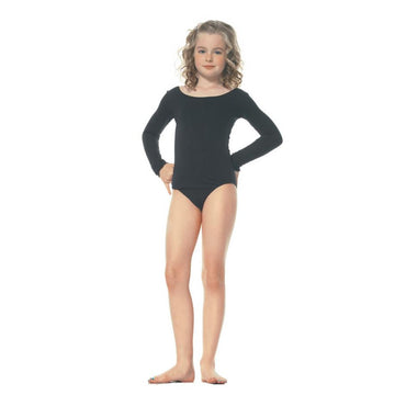 Bodysuit Child Bk Lg - Halloween costumes Tights Socks & Underwear