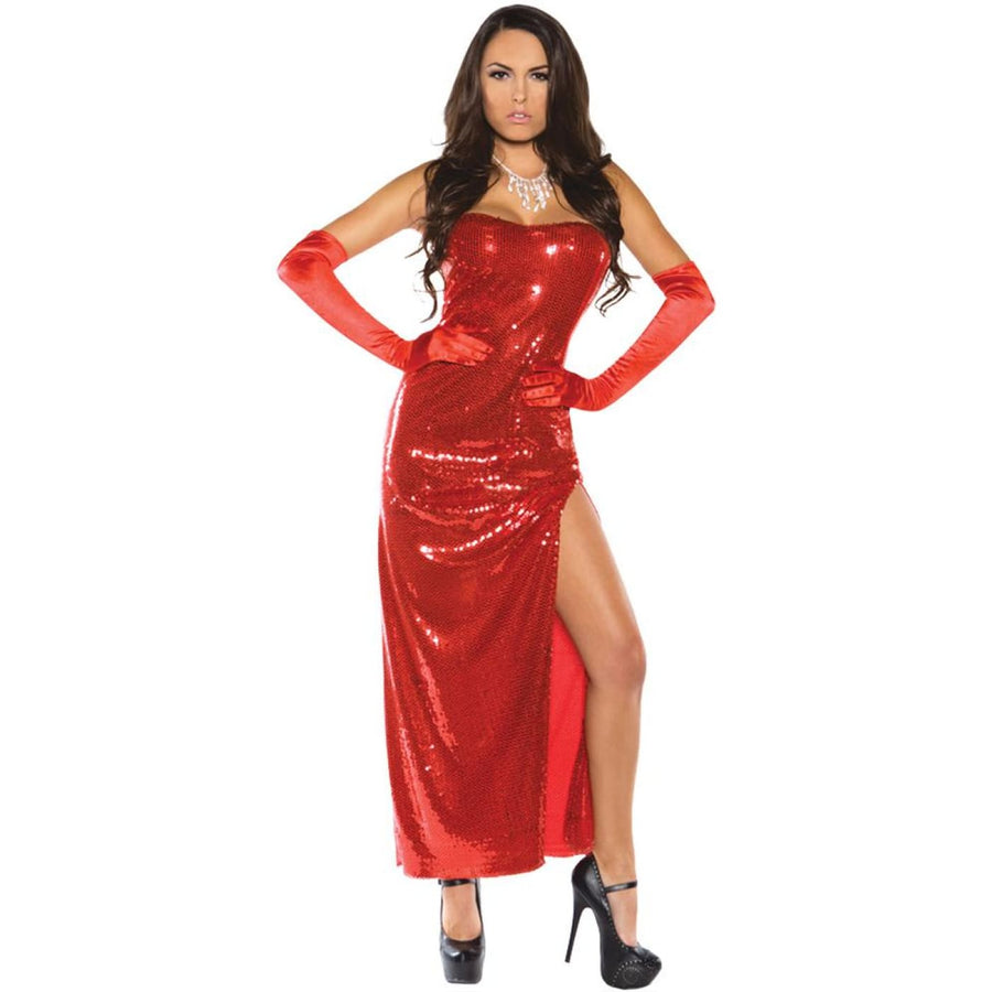 Bombshell Adult Costume Xlarge - Celebrity Costume Halloween costumes Womens