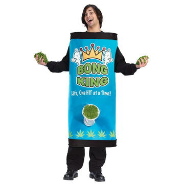Bong King Adult - adult halloween costumes Funny Costume funny halloween