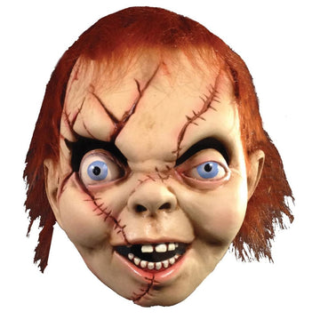 Bride Of Chucky Mask - Costume Masks Halloween costumes Halloween Mask Halloween