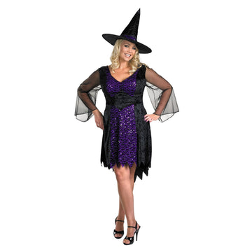 Brilliantly Bewitched 18-20 - adult halloween costumes female Halloween costumes