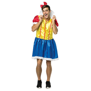 Bro White Adult Costume - Funny Costume Halloween costumes Mens Costumes