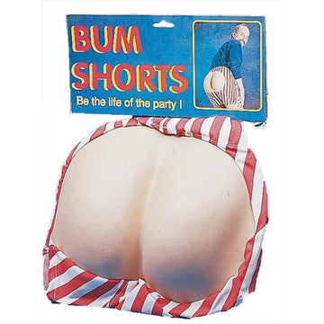 Bum Shorts - Funny Costume funny halloween costumes Halloween costumes