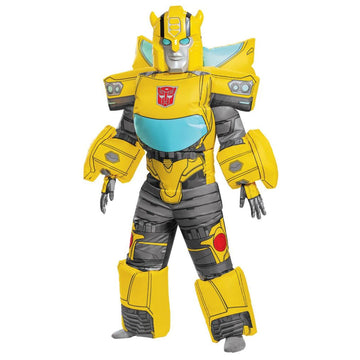 Bumblebee Evergreen Inflate Boys Costume - Boys Costumes New Costume