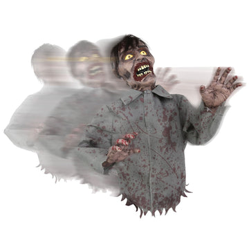 Bump and Go Zombie - Decorations & Props Halloween costumes haunted house