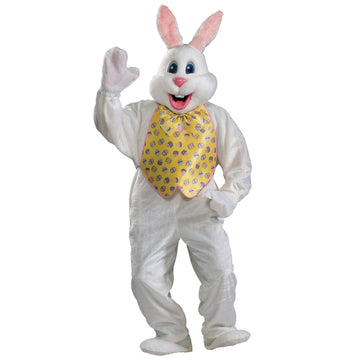 Bunny Deluxe Mascot - adult halloween costumes Animal & Insect Costume female