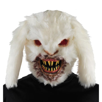 Bunny Rabid Mask - Animal & Insect Costume Costume Masks Halloween costumes
