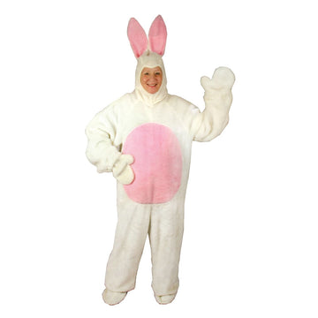 Bunny Suit Xl Adult Mascot Costume - adult halloween costumes Animal & Insect