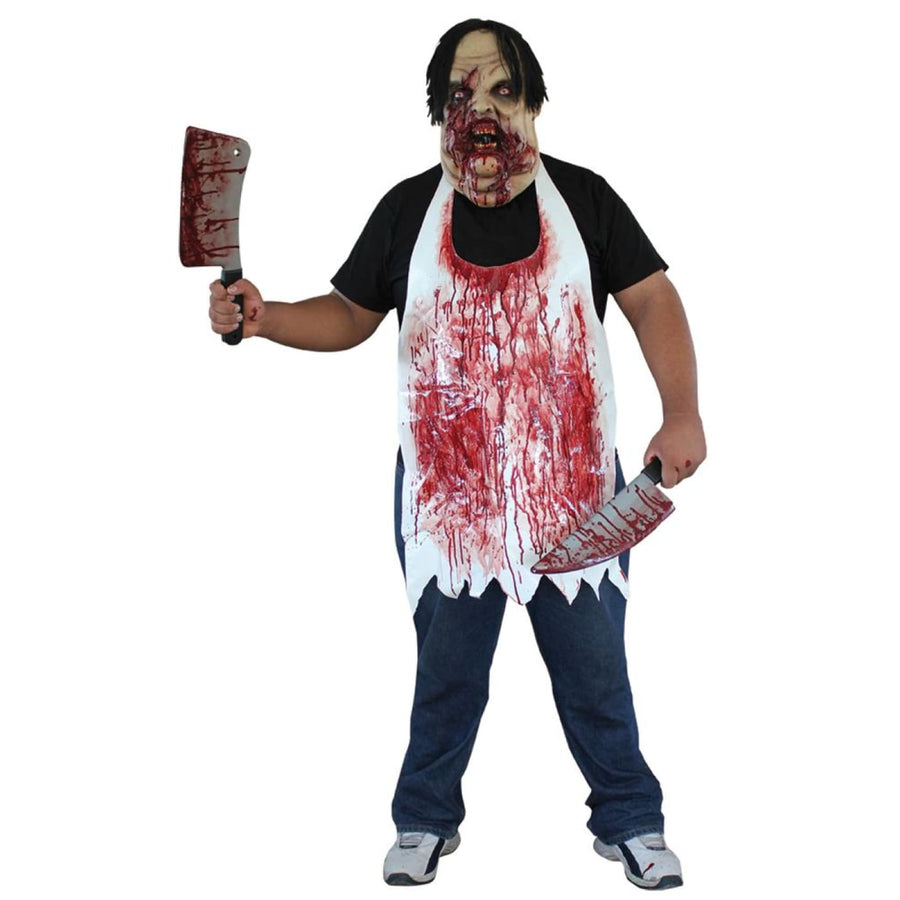 Butcher Apron Adult Costume Accessory - adult halloween costumes halloween