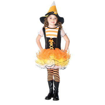 Candyland Witch Child Sm - Girls Costumes girls Halloween costume Halloween