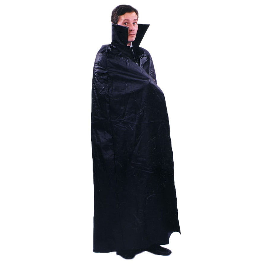Cape Dracula Leather Like - Gothic & Vampire Costume Halloween costumes Robes