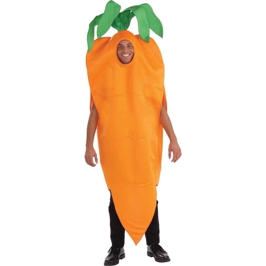 Carrot Adult Costume - adult halloween costumes Carrot Halloween Costume female