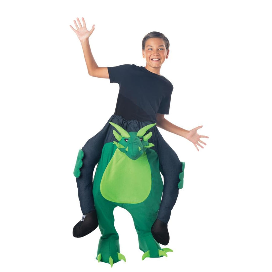 Carry Me Dragon Kids Costume - Boys Costumes Girls Costumes New Costume