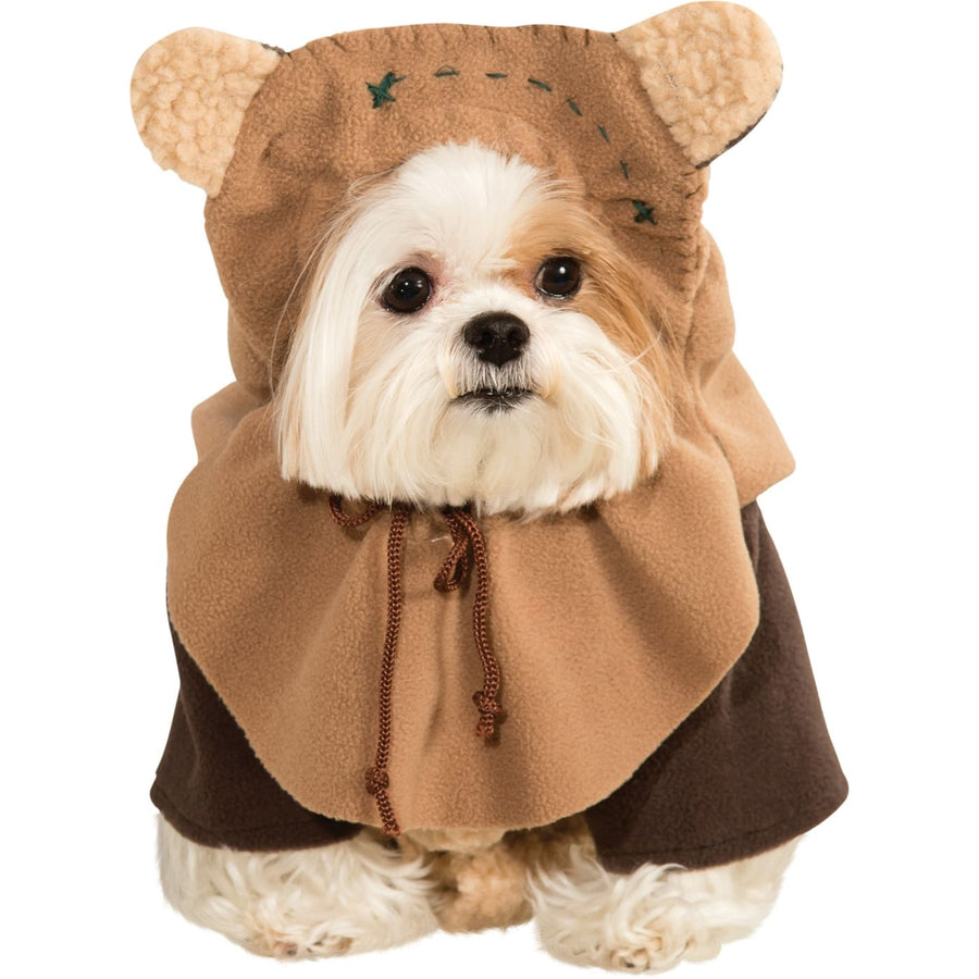 Cat & Dog Costume Ewok Xl - Dog Costume dog costumes Dog Halloween Costume