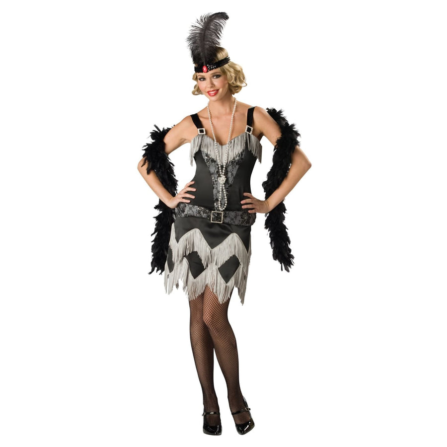 Charleston Cutie Sm - 20s - 40s Costume adult halloween costumes female