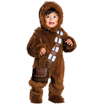 Chewbacca Toddler Costume 2T-4T - Halloween costumes New Costume Toddler