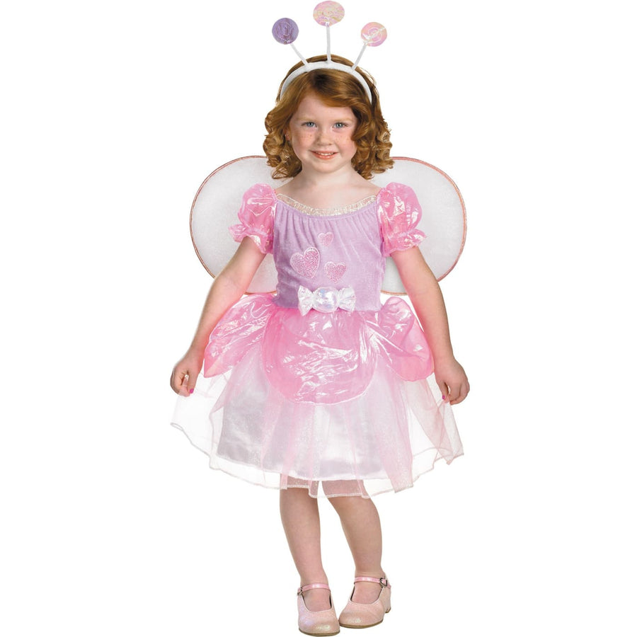 Child Lolli The Candy Fairy Sm 1-2T - Angel & Fairy Costume Corset Fairy Teen