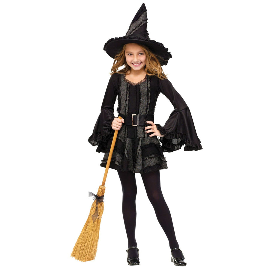 Child Stitch Witch Lg - Girls Costumes girls Halloween costume Halloween