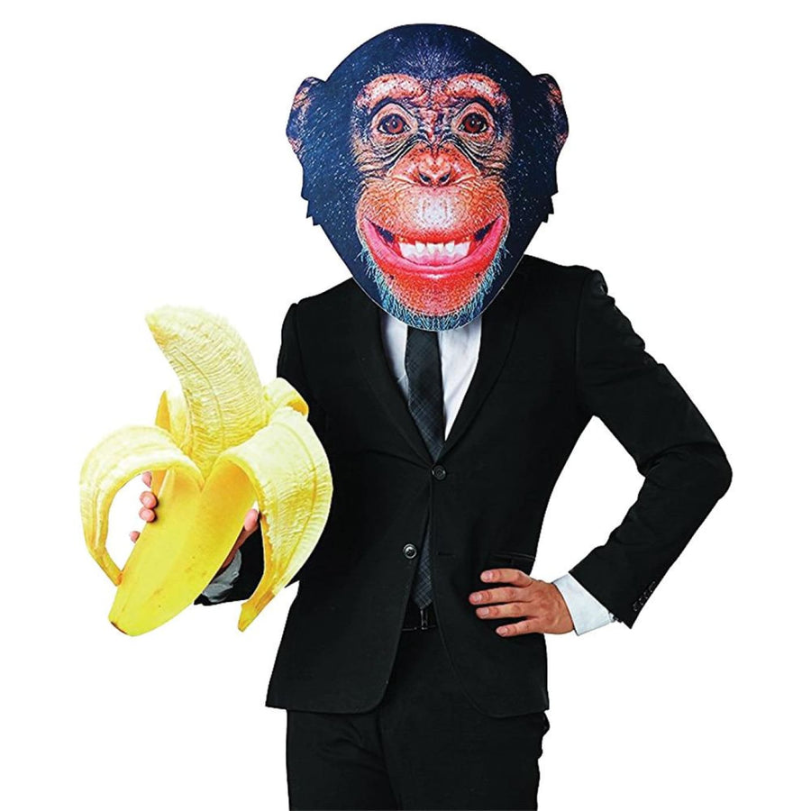 Chimp Mask - Animal & Insect Costume Costume Masks Halloween costumes Halloween